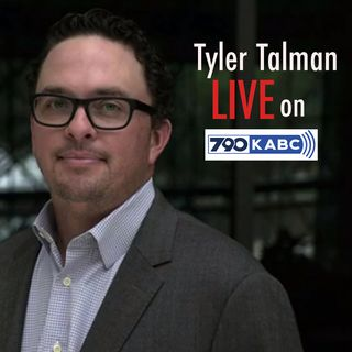 Tyler Talman on Dr. Drew Show broadcasting in Los Angeles