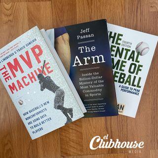 ¿No hay Beisbol? Conoce mis 5 libros de béisbol favorito