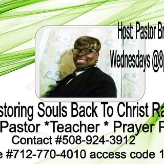 "Come Get Your Midweek Fillup w/The Word On ""Restoring Souls To Christ Radio Show"" Host: Pastor Brenda D Wilson"