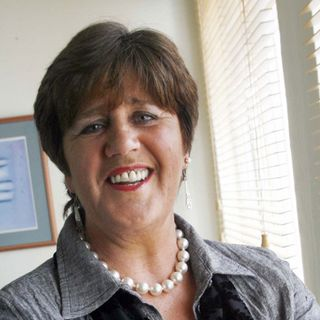Ellen O'Malley Dunlop talks about domestic violence in Ireland
