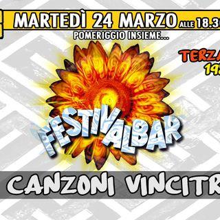 24/03/20 La storia del Festivalbar, la terza puntata - dediche whatsapp 0810117693