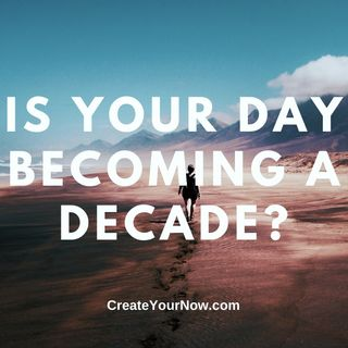 2320 Is Your Day Becoming a Decade?
