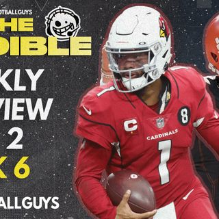 The Audible - Week 6 Preview part two - Fantasy Football 2021