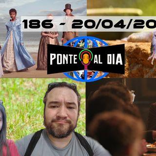 El verano que vivimos | Ponte al día 186 (20/04/20)