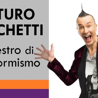 Arturo Brachetti #intervista 🎭 👕 👖 👗 👘