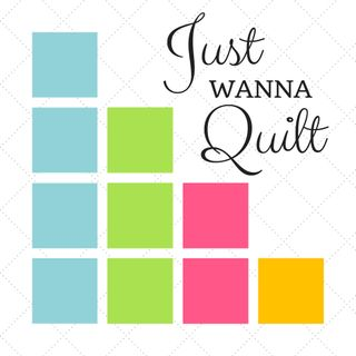 Glenda (Tess) McCarthy wins an interview on Just Wanna Quilt!