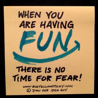 Have Fun Not Fear : BYS 218