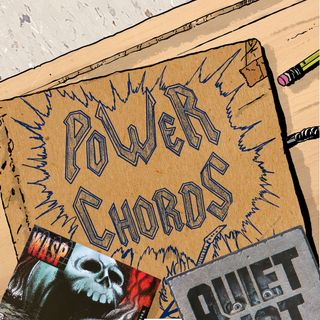 Power Chords Podcast: Track 59--Quiet Riot and WASP