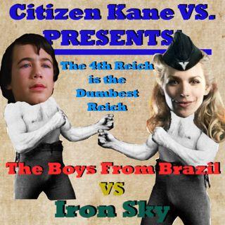 The Boys From Brazil vs Iron Sky