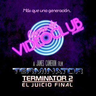 Carne de Videoclub - Episodio 10 - Terminator 1 y 2 (1984 -1991)
