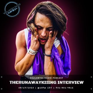 theRunawayKiiing Interview.