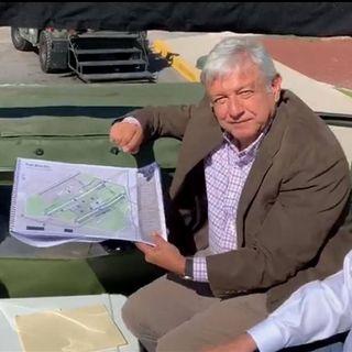 La Semarnat aprobó la manifestación de impacto ambiental del Aeropuerto de Santa Lucía