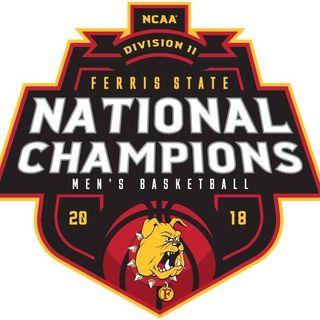 Andy Bronkema - Ferris State Men's Basketball Head Coach (10/4/18)