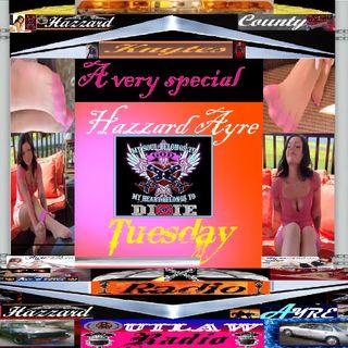 HazzardAyre Tuesday Special