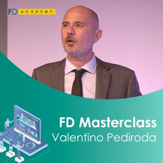 Fintech Masterclass: Valentino Pediroda (modefinance)