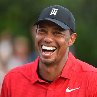 Tiger Woods ~ Making Sundays Great Again