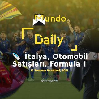 🗞️ İtalya, Otomobil Satışları, Formula 1