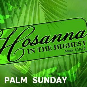 SUN, March 29 - 10AM (et)