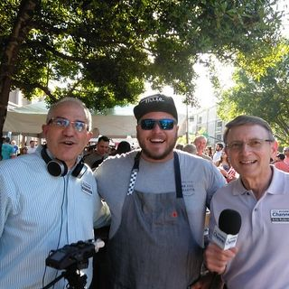 Oak Steakhouse at 29th Annual Taste of Alpharetta on Georgia Podcast
