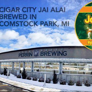 Perrin's Ice Jam to feature Cigar City's Jai Alai IPA brewed in Michigan