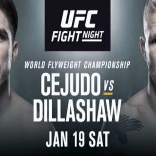 MMA Fight Picks #UFCBrooklyn: Cejudo vs Diliashaw