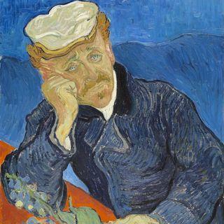 Musée d'Orsay #9 - Vincent van Gogh, Portret doktora Gacheta