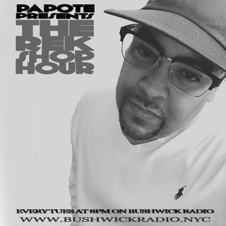#strictlyhouse Presents The Rek Shop Hour w/ Papote 5.8.18