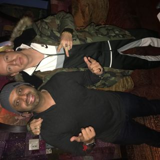 DJ Pup Dawg With Macklemore at House Of Blues Boston