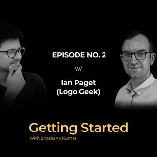 Ian Paget(Logo Geek) on his journey, designing, importance of logos, his mistakes and much more.