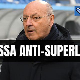 La Figc vara la norma anti-Superlega: Marotta vota a favore