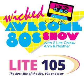 JOHN PARR on the WICKED AWESOME 80s SHOW on Lite 105!