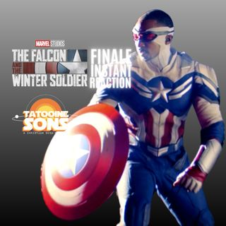 The Falcon and The Winter Soldier Finale Reaction