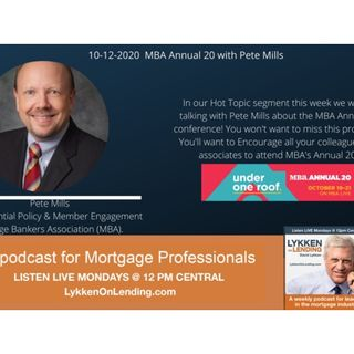 10-12-2020  MBA Annual 20 with Pete Mills