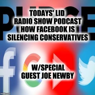 Oct 24, Guest Joe Newby