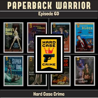 Episode 60: Hard Case Crime