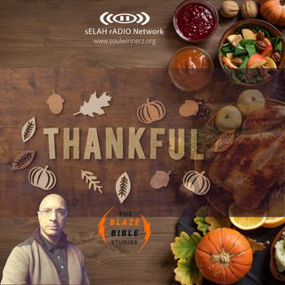 Thankful -DJ SAMROCK