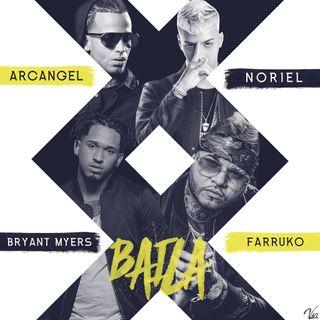 Baila - Noriel Ft. Arcangel, Bryant Myers Y Farruko (Edit By DJ Basico Impromix)