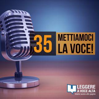 35 - Leggere ad alta voce in una lingua straniera