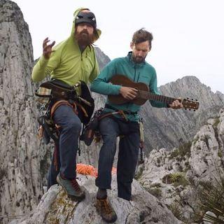 Nico e Sean, music climbers