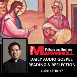 Monday of the Thirtieth Week in Ordinary Time, Luke 13:10-17