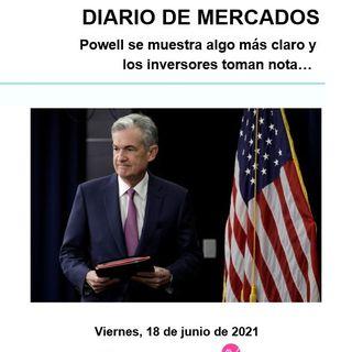 DIARIO DE MERCADOS Viernes 18 Junio
