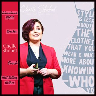 Ep #23: Stylism + PCOD Surgery : Being Body Positive: Chelle Shohet - P1