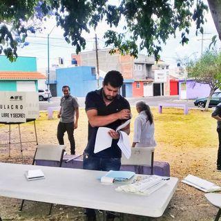 PRIMER ELECCION 2019 DE ENCARGATURA DEL ORDEN SIN ASISTENCIA.