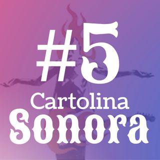 Cartolina sonora LRFXXV #5 - Ginevra / Diaframma / España Circo Este