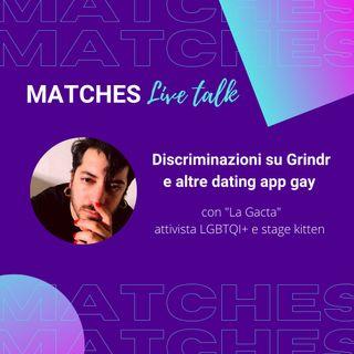 """Discriminazioni sulle dating app gay come Grindr - con """"La Gacta"""""""