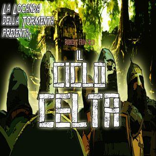 Audiolibro Il crepuscolo Dio grigio - Robert Howard - Ciclo Celta #4