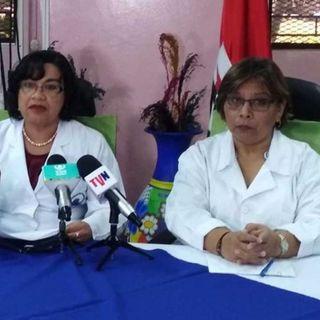 Minsa reconoce que Nicaragua está sobre la curva exponencial de la pandemia