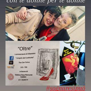 Oltre Mostra in Vetrina con Gabriella Rotiroti