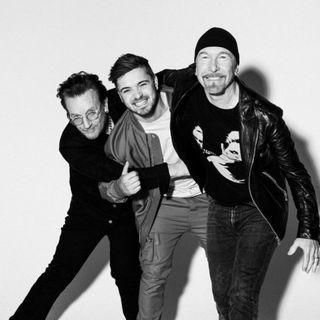 L'inno di Euro 2020 è firmato Martin Garrix, Bono e The Edge degli U2