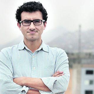 "Marco Avilés: ""El Perú sigue siendo un país racista"""